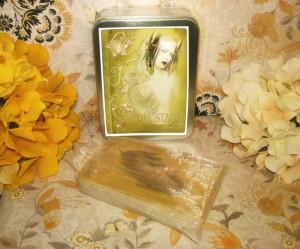 Sepia Stains Tarot