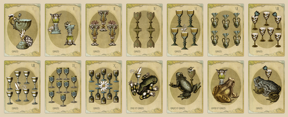 A Preview of the Black Ibis Chalices